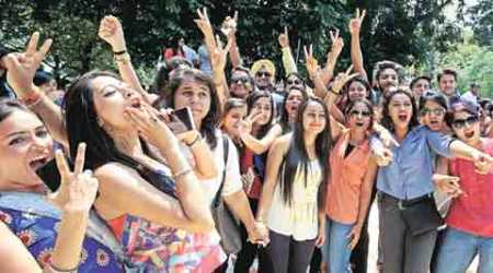 Celebrations on campuses