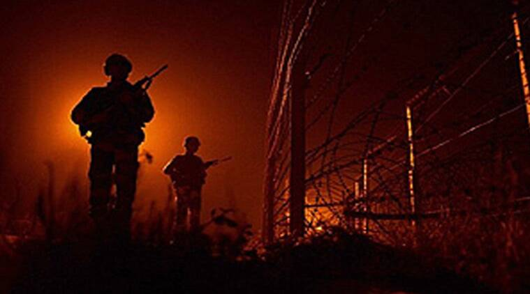 Pakistan ceasefire vioaltion, Pakistani troops, poonch