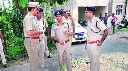 Daylight robbery: UHBVNL cashier robbed of cash bag containing Rs 9.50 lakh,killed