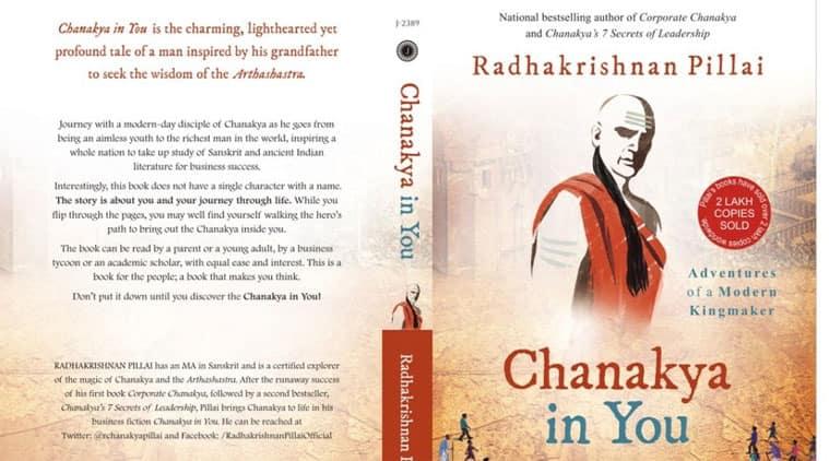 Chanakya In You book cover