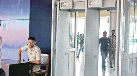 Security stepped up at Chandigarh railwaystation