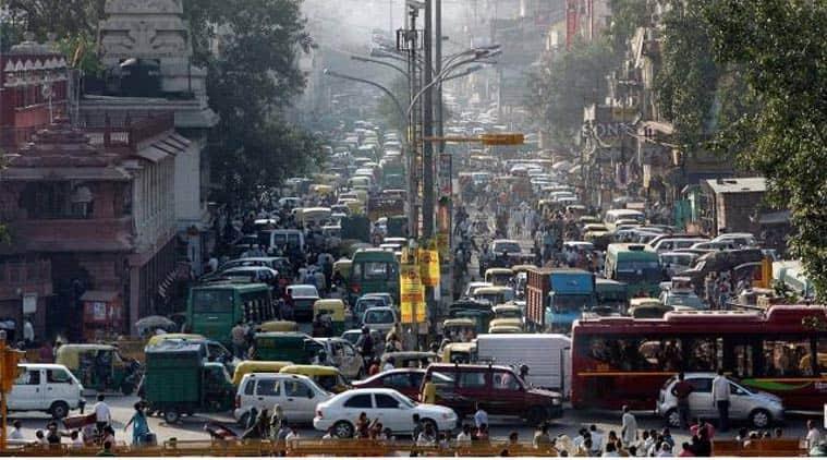 Chandni Chowk, Chandni Chowk congestion, Delhi high court, North Delhi Municipal Corporation, Dussehra festival, Delhi news