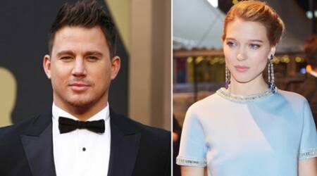 Channing Tatum, Lea Seydoux, X Men, X Men Gambit, X Men Gambit Movie, X Men Gambit Rogue, Channing Tatum X Men Movie, Channing Tatum in X Men Gambit, Lea Seydoux in X Men Gambit, Entertainment news