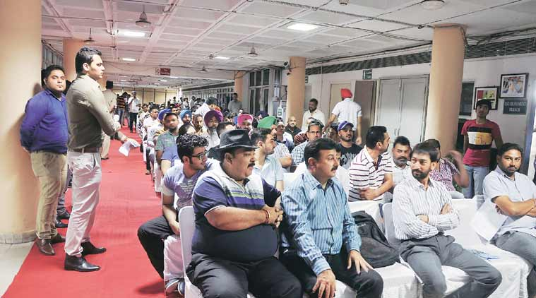 chandigarh, chandigarh rla auction, chandigarh auction rla, chandigarh news, india news, indian express