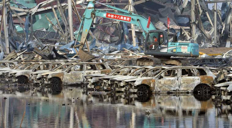 Toxic chemicals, China toxic chemicals, China warehouse explosion, warehouse explosion, China, China news, world news, asia news