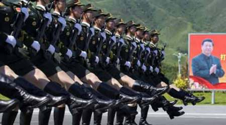 China's 300,000 troop cut: Expect better air and sea power
