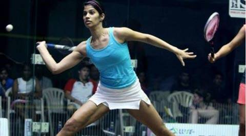 Joshana Chinappa warms up for Australian Open with win in Melbourne