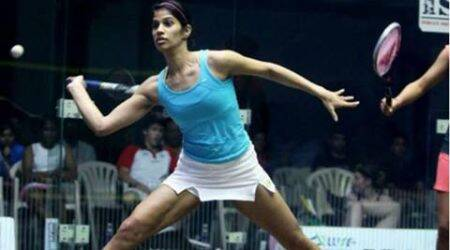In inconsistent season, Joshana Chinappa finds a high point