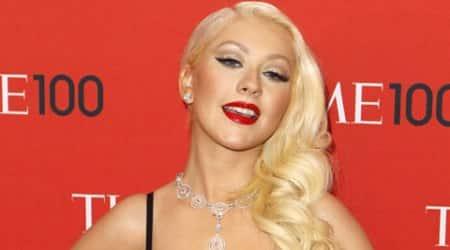 Christina Aguilera posts first topless selfie onInstagram