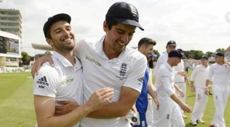 A lot of work has been done over the last 18 months: AlastairCook