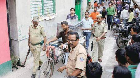 Cash found in bally engineer's home: ACB raids house of former municipality chairman,in-laws