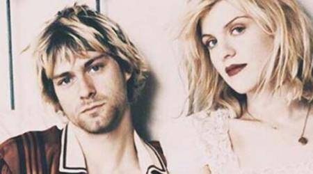 Courtney Love pens message to KurtCobain