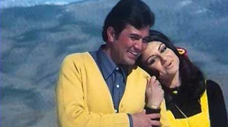 Deconstruting Rajesh Khanna's 'Daag: A Poem Of Love'