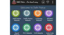 Delhi Police launches its 'One Touch Away' app on Google Play Store