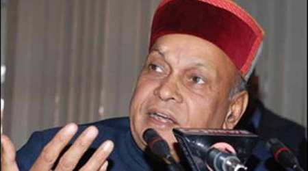 Prem Kumar Dhumal junks reports of RSS working against him