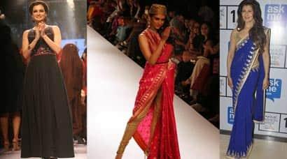 LFW 2015: Style queens Dia Mirza, Aditi Rao Hydari, Sangeeta Bijlani