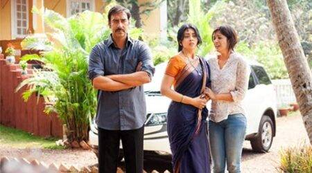 Ajay Devgn, Tabu's 'Drishyam' mints over Rs.17 crore in two days
