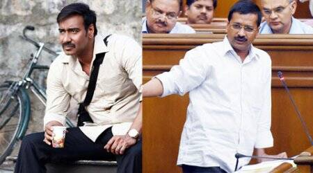 Ajay Devgn's 'Drishyam' must watch, tweets Delhi Chief Minister Arvind Kejriwal