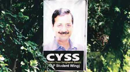 DUSU polls: AAP's student wing hopes to ride Arvind Kejriwal wave