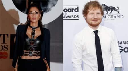Ed Sheeran dating NicoleScherzinger?