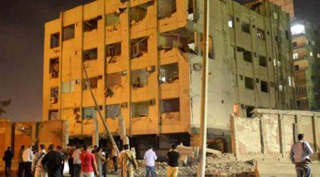 Egypt: Islamic State claims Cairo courthouse bomb attack which wounded29