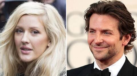 Ellie Goulding, Bradley Cooper, Ellie Goulding Singer, Bradley Cooper Actor, Bradley Cooper The Elephant Man, Ellie Goulding weeps during Bradley Cooper's performance, Entertainment news