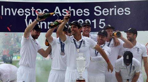 Ashes 2015: Consolation, joy and an emotionalgoodbye