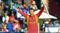 Ervine's maiden ton powers Zim to stunning win