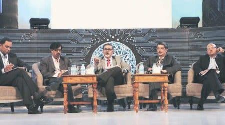 Express Technology Senate, cio conference, CIOs conference, tech news, technology news, india news, reliance, vodafone, vodafone conference,