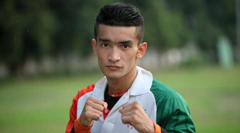 Shiva Thapa, L Devendro Singh enter quarters of Asian Boxing Championships