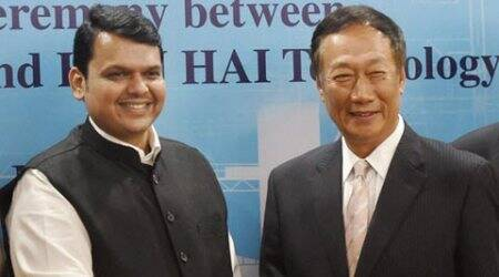 First big ticket FDI: Tech major Foxconn pledges $5 billion in Maharashtra