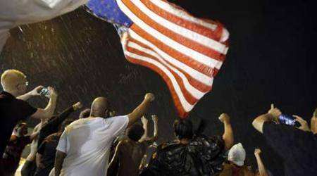 Ferguson: Emergency declared in Missouri as protests return a year after Brown shooting