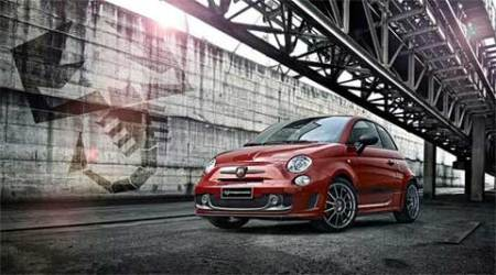 Fiat Abarth 595 Competizione launched at Rs. 29.85 lakh