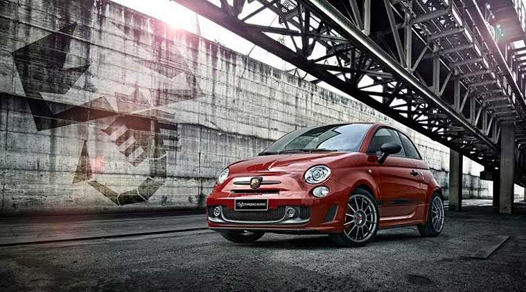 Fiat Abarth 595 Competizione Launched At Rs 29 85 Lakh