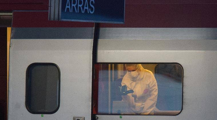 france attack, france train attack, france train shooting, france train shootout, american stop france atttack, france train attack stopped, france news, world news, indian express