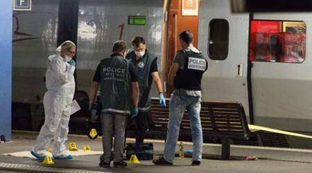 France train attack: Suspect watched jihadi video, says prosecutor