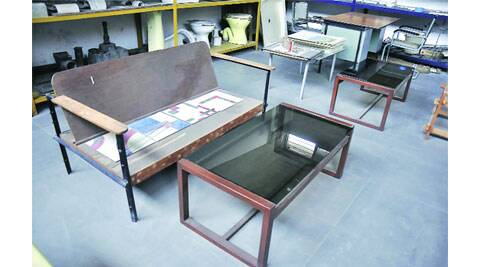Le Corbusier, furniture, designer furniture, chandigarh news, indian express
