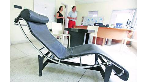 Le Corbusier, furniture, designer furniture, , chandigarh news, indian express
