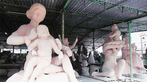 Ganesh festival gets a new meaning in region