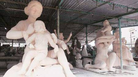Congress submits memo to cops in favour of sculptors making Ganesh idols 'tootall'
