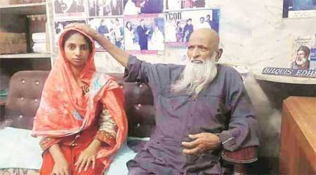 Geeta, deaf mute girl, Geeta india return, geeta pakistan, geeta pakistani, geeta pakistan story, pakistan, india, Geeta in pakistan, Edhi Foundation, india pakistan relationship, geeta pakistan salman, nation news, india news