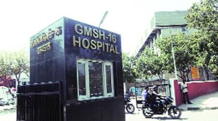 GMSH-16, chandigarh GMSH-16, multi speciality hospital, waste management, mecury waste management, chandigarh news, indian express