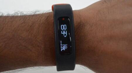 GOQii Band Express Review: This fitness tracker is yet to get its softwareright