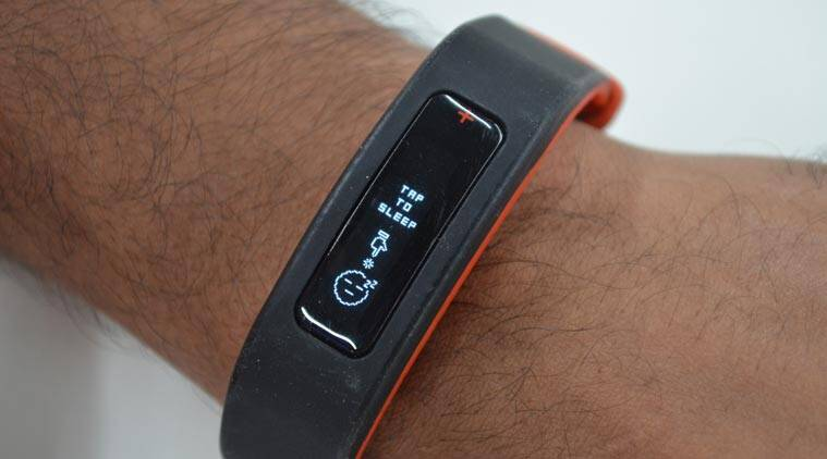 GOQii, GOQii Band, GOQii Band Express Review, GOQii Band Review, GOQii Band specs, GOQii Band features, GOQii Band specifications, GOQii Band price, wearable, fitness tracker, fitness band, smartband, tech news, technology