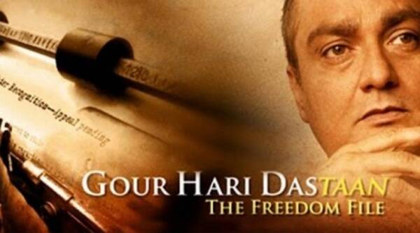 Gour Hari Dastaan, Gour Hari Das, Gour Hari Das Biopic, Gour Hari Dastaan Trailer, Gour Hari Dastaan Film, Gour Hari Dastaan Teaser, Gour Hari Dastaan Cast, Gour Hari Dastaan Freedom File, Freedom Fighter Gour Hari Das, Anant Mahadevan, Vinay pathak, Entertainment news