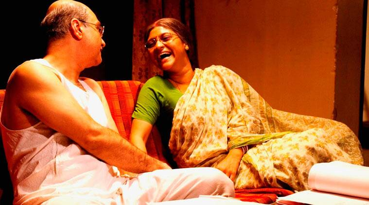 Gour Hari Dastaan, Gour Hari Dastaan review, Gour Hari Dastaan movie review, Gour Hari Dastaan film review, Vinay Pathak, Ranvir Shorey, Tannishtha Chatterjee, Konkona Sen Sharma, Ananth Mahadevan, film review, movie review, entertainment news