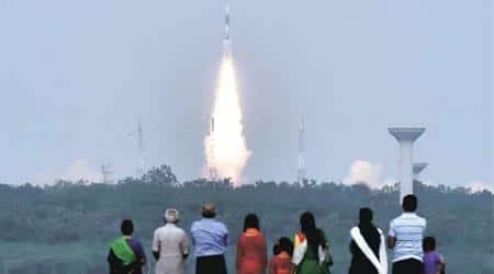 GSLV rocket, GSAT-6, ISRO, Sriharikota, communication satellite GSAT-6, satellite launched today, satellite launches today, isro gsat 6, isro satellite launch, new satellite launch, new satellite launched by india in 2015, new satellite launch by india, new satellite launch by ISRO, ISRO News, ISRO news today, science news, science news today