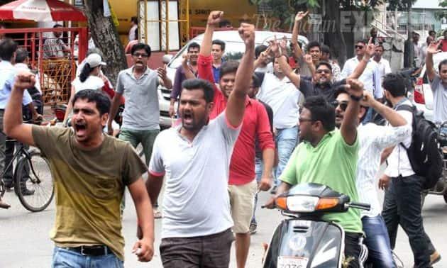 Hardik Patel, Patidar agitation, Hardik Patel Patidar agitation, Hardik Patel gujarat, patidar gujarat, Hardik police, gujarat news, india news