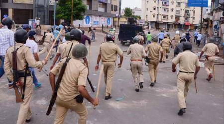 Vadodara violence: Day after, two Karni Sena leaders booked