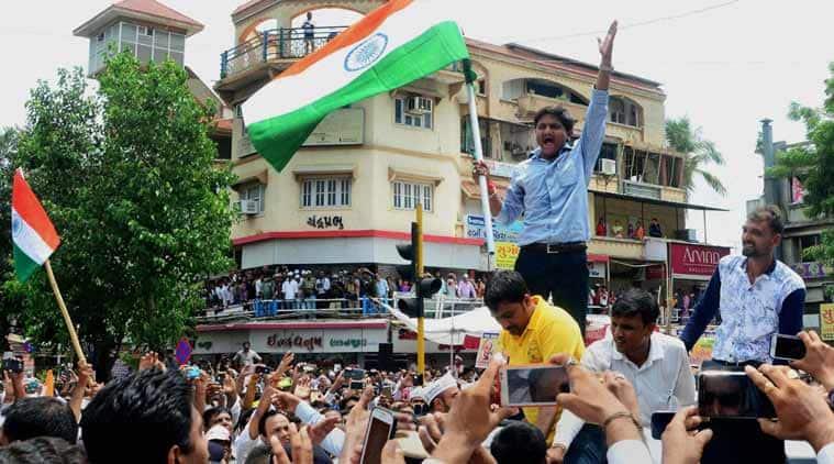 Hardik Patel, Patidar, Gujarat, Reservations, Ahmedabad, Protests, Gujarat Bandh, Gujarat Reservations, OBC, Anandiben Patel, Gujarat news, News, India,